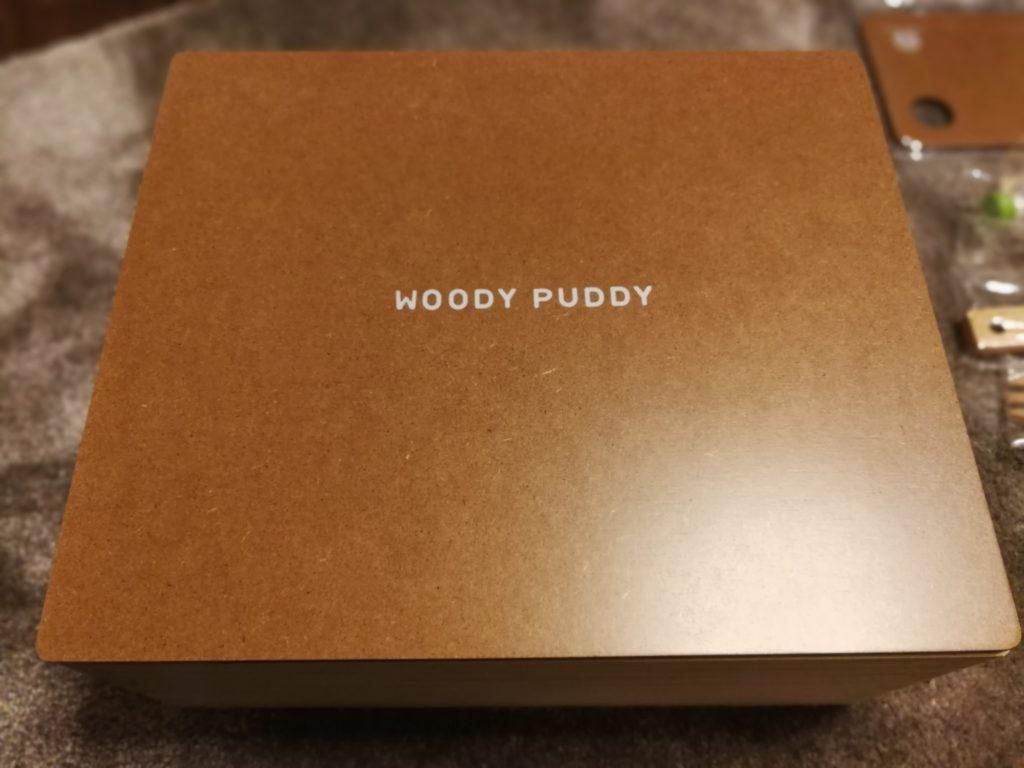 ウッディプッディの箱